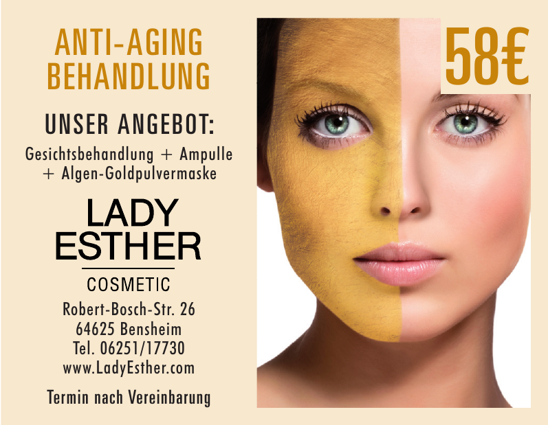 Lady Esther Cosmetic