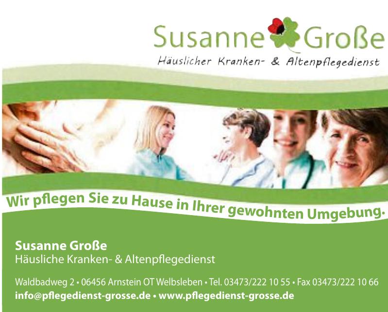 Susanne Große Häusliche Kranken- & Altenpflegedienst