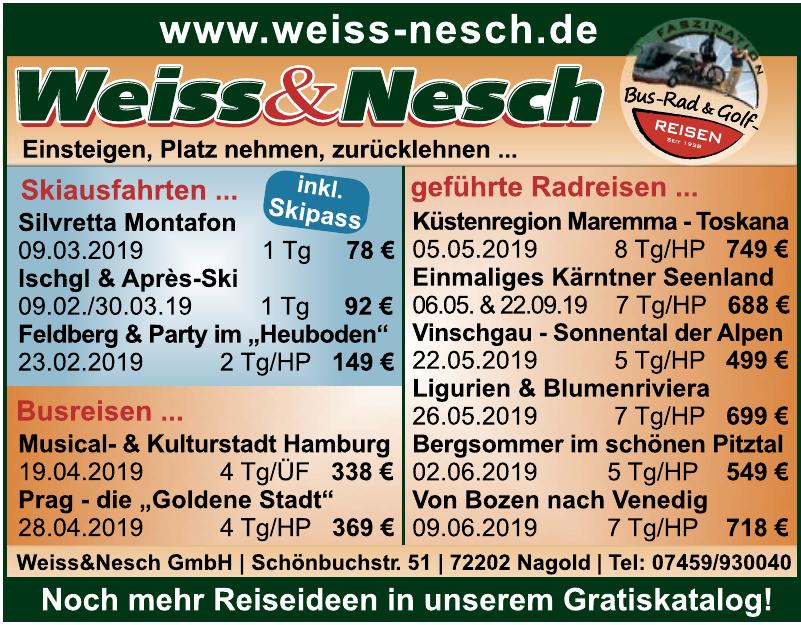 Weiss & Nesch