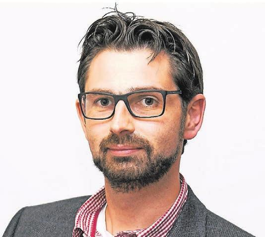 Tobias Klingen, Leider der WZ-Lokalredaktion Kempen