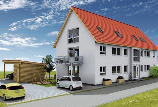 Nachhaltiges und gesundes Wohnen im Massivholzhaus bei minimalen Nebenkosten Image 1