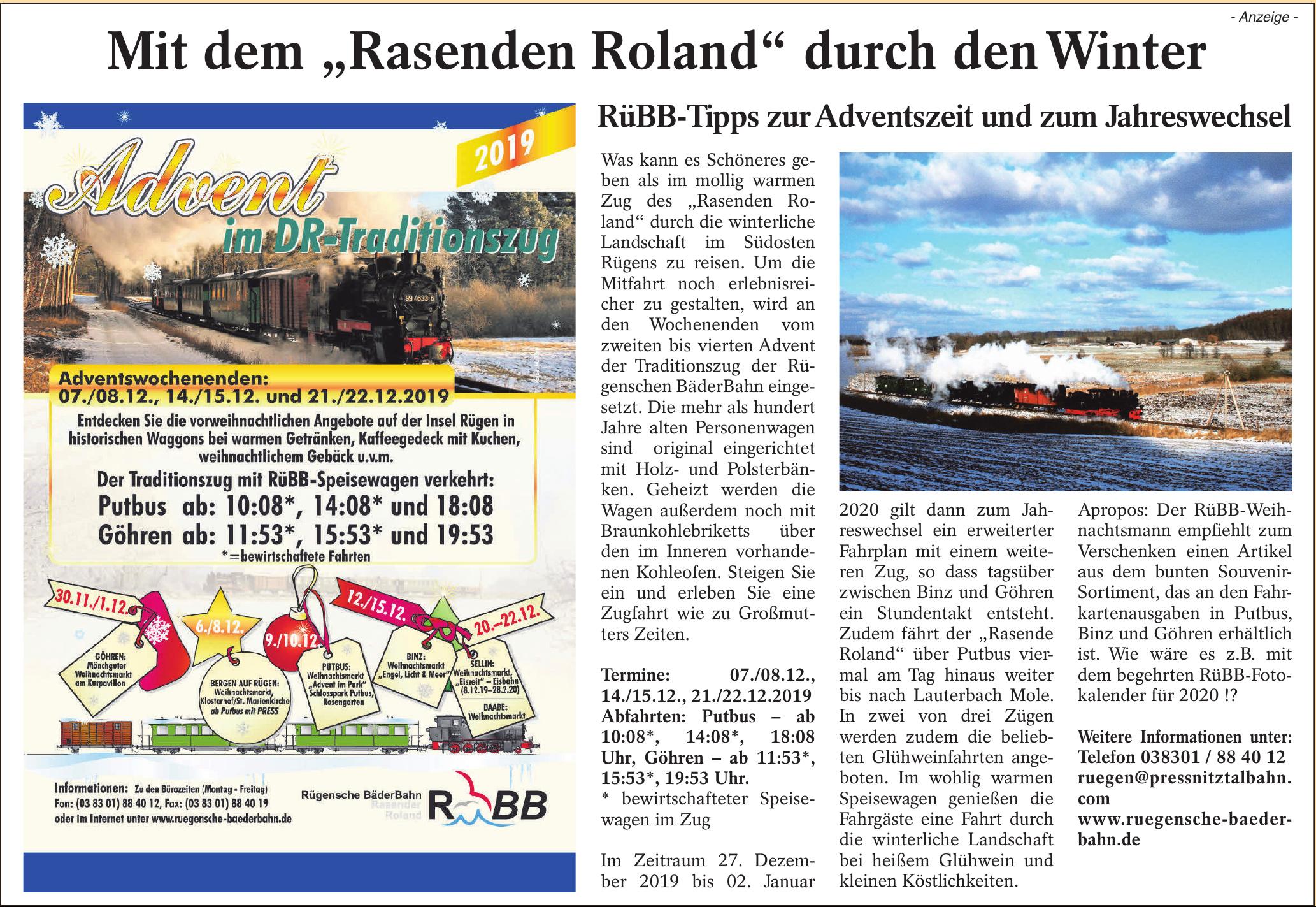 Rügensche Bäderbahn