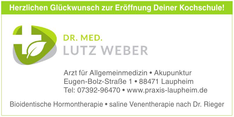 Dr. MED. Lutz Weber