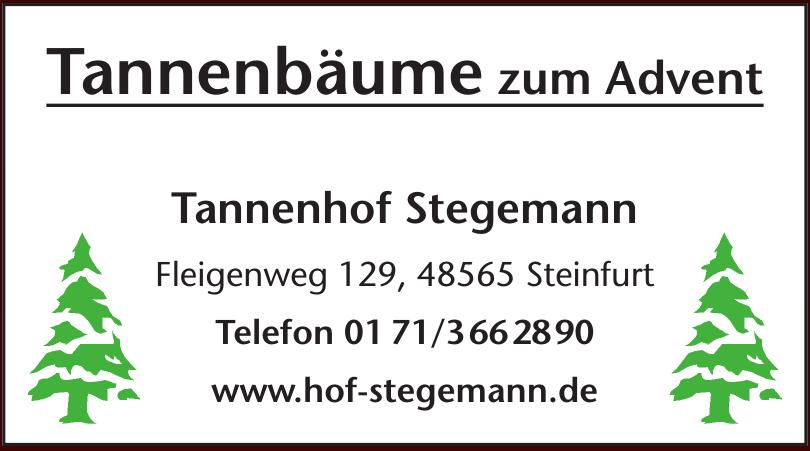 Tannenhof Stegemann