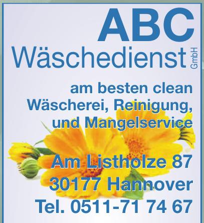 ABC Wäschedienst GmbH
