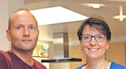 Ralf Stenzel/Kathrin Ziegler Foto: Marion Gründler