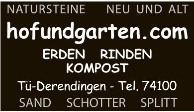 Hof & Garten