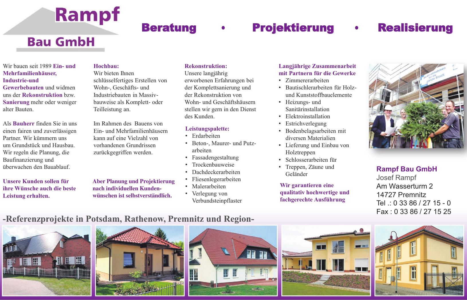 Rampf Bau GmbH