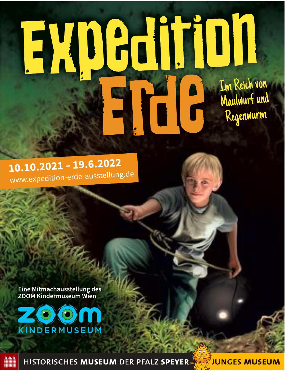 Expededition Erde