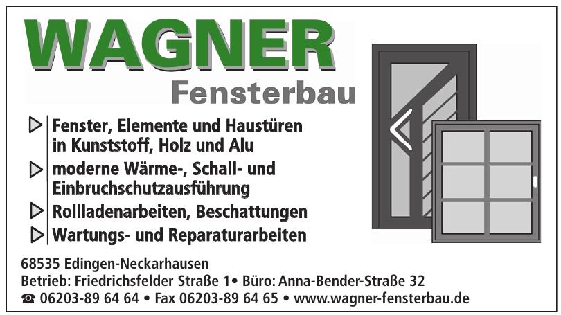 Wagner Fensterbau