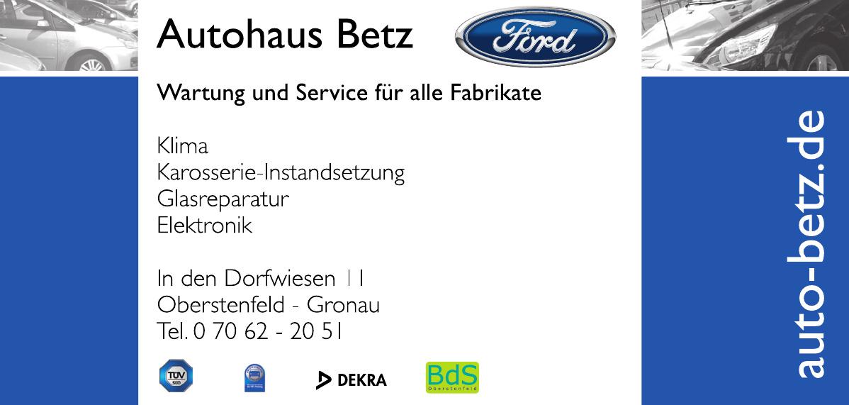 Autohaus Betz