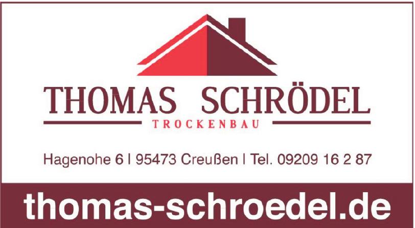 Thomas Schrödel Trockenbau