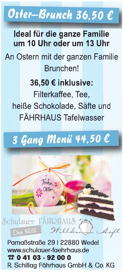 R. Schillag Fährhaus GmbH & Co. KG