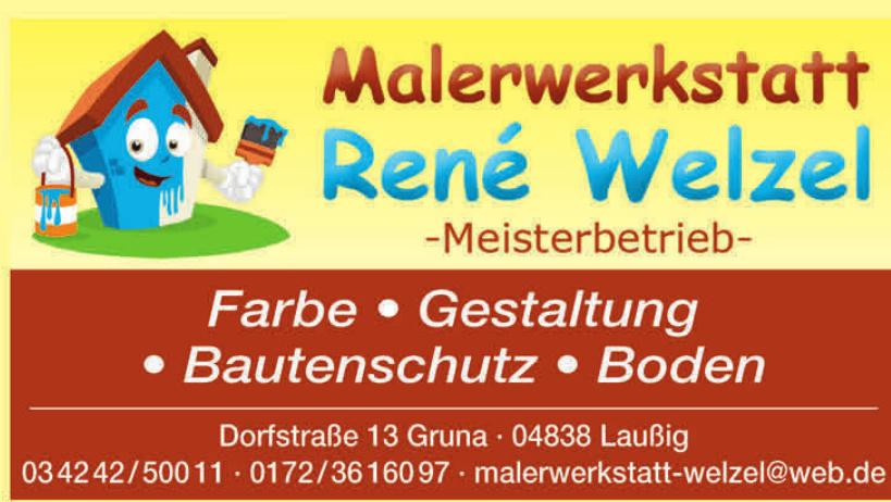Malerwerkstatt René Welzel
