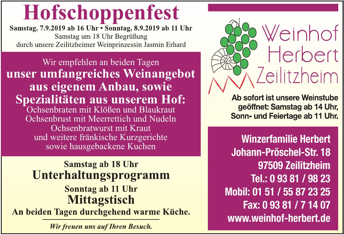 Weinhof Herbert