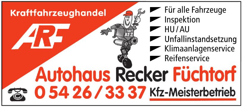 Autohaus Recker Füchtorf