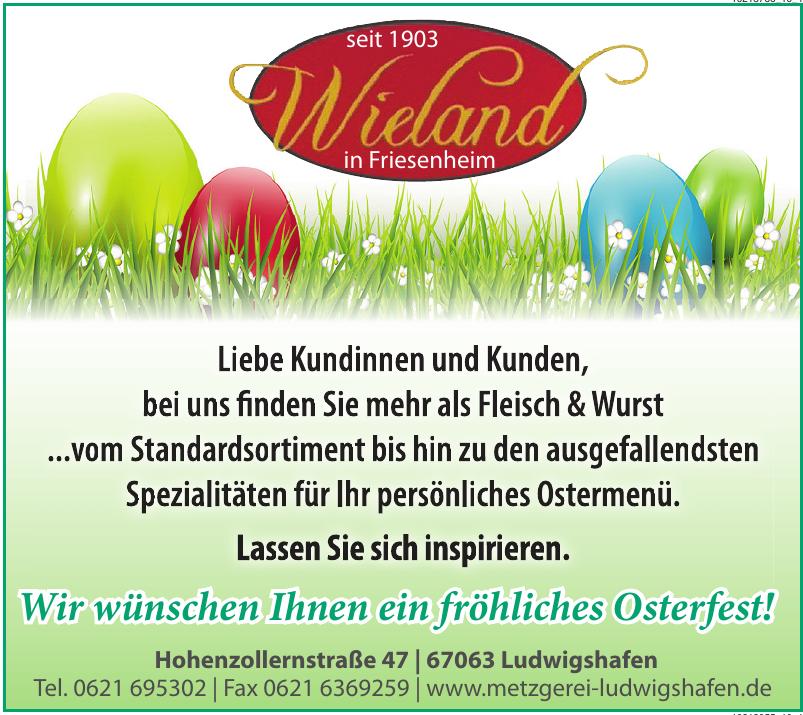 Wieland in Friesenheim
