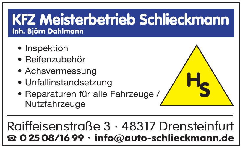 Auto Schlieckmann