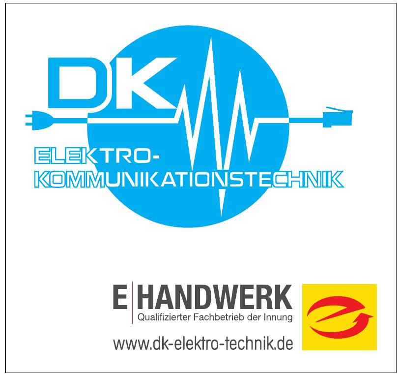 DK Elektro- & Kommunikationstechnik