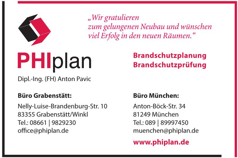 PHIplan