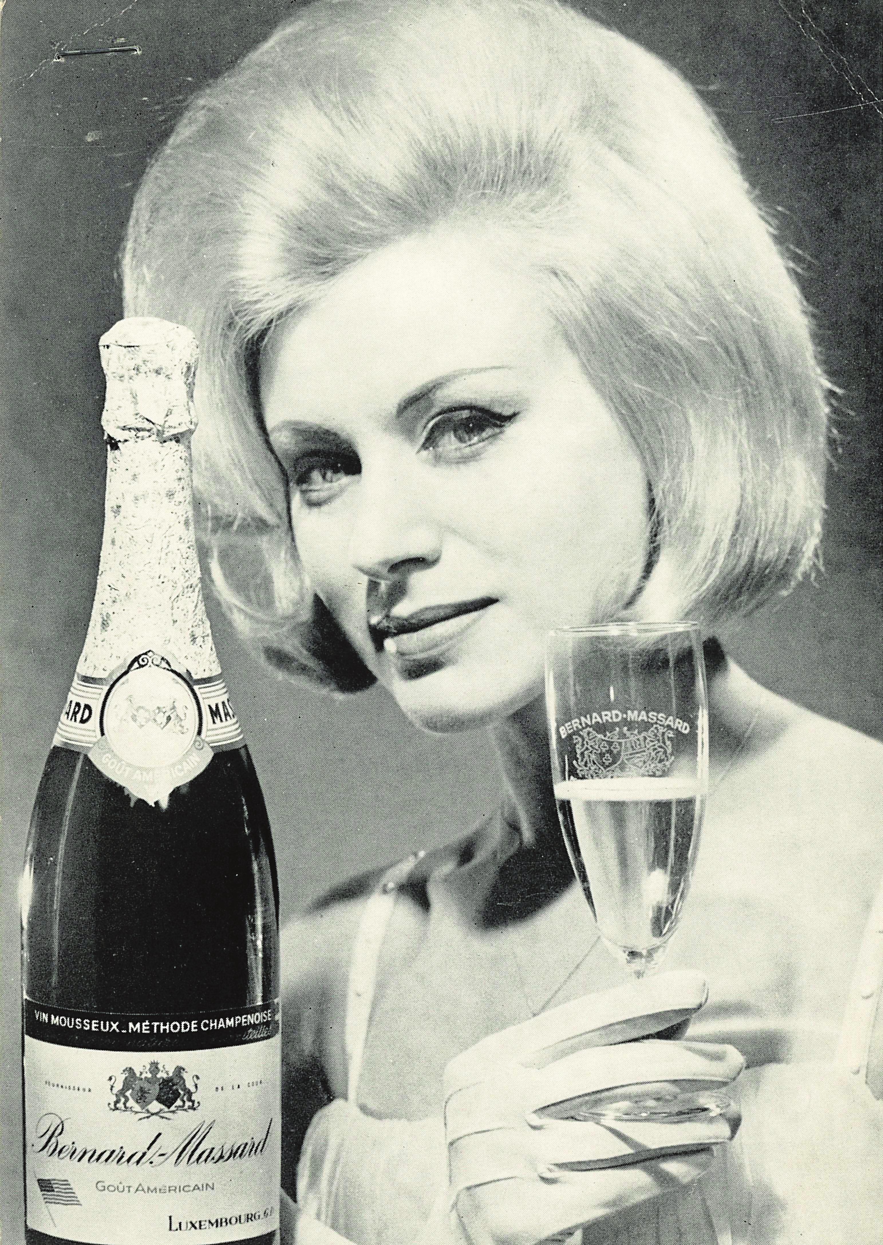 Campagne de publicité des années 50
