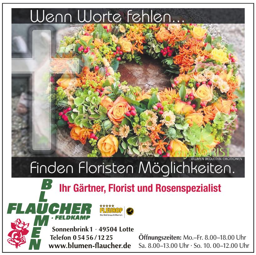 Blumen Flaucher