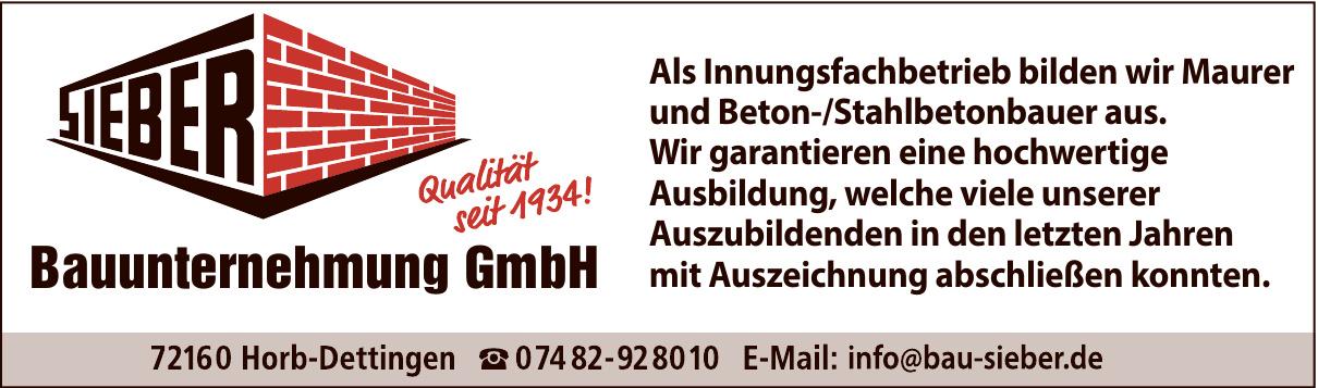 Eugen Sieber GmbH Bauunternehmen