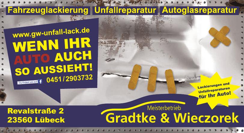 Gradtke & Wieczorek Fahrzeuglackierung GmbH