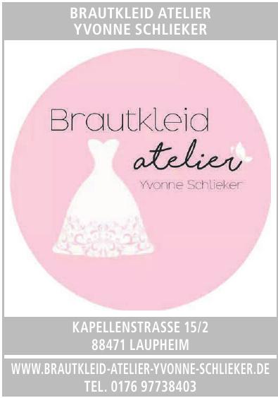 Brautkleid atelier Yvonne Schlieker