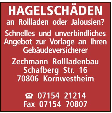 Zechmann Rolladenbau