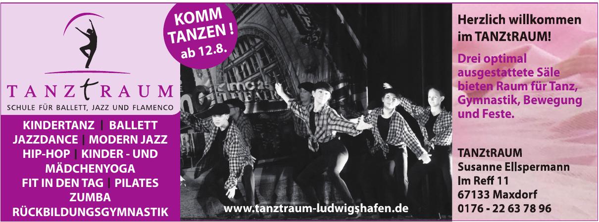 Tanztraum Ludwigshafen Susanne Ellspermann