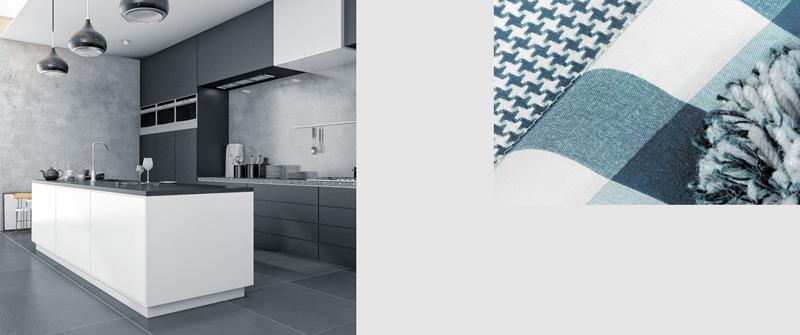Zwischen Weiß und Schwarz liegen viele trendige Grautöne. FOTOS: ISTOCKPHOTO/DIT26978/DIGCLICKS