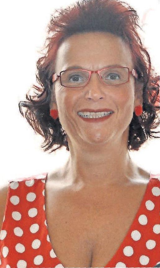 Nicole Beier kennt die Belange der vielen Stammkunden in ihrem Friseurfachgeschäft Nicoletta.