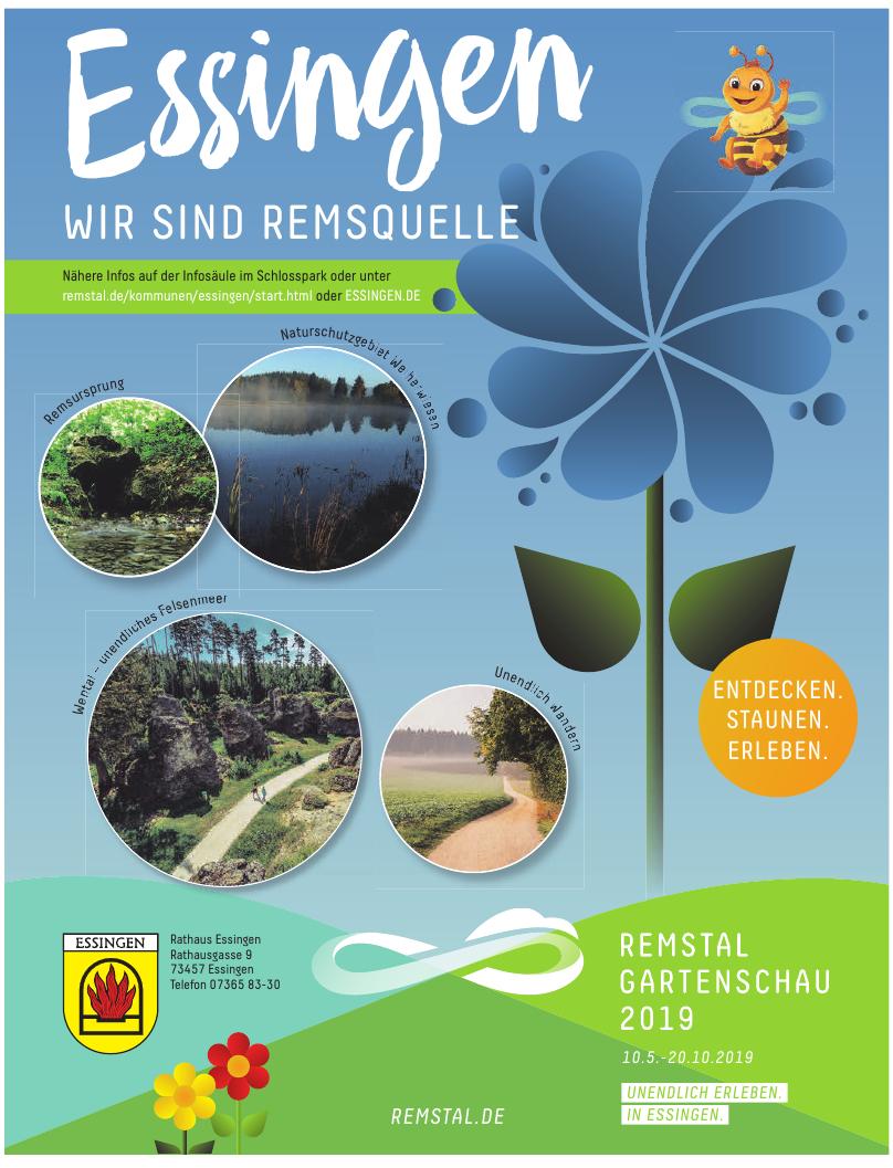 Remstal Gartenschau 2019