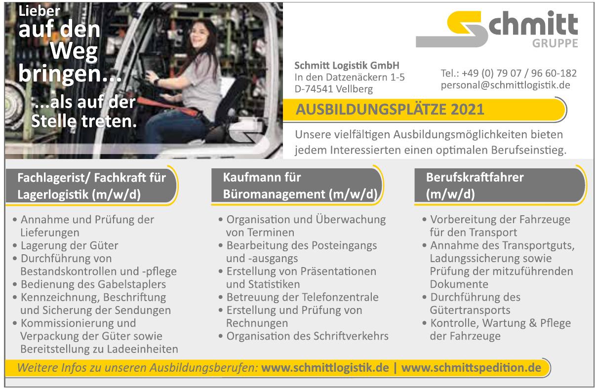 Schmitt Logistik GmbH