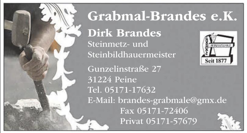 Grabmal-Brandes e.K.