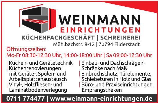 Weinmann Einrichtungen