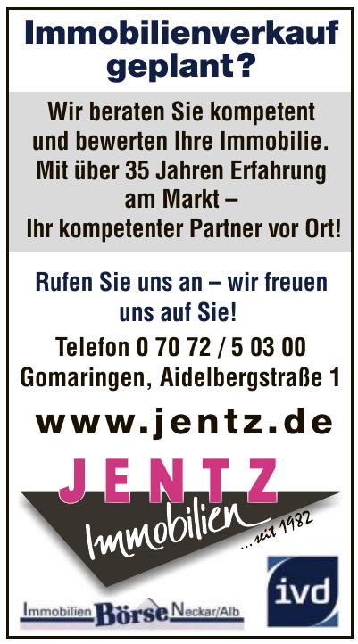 Jentz Immobilien