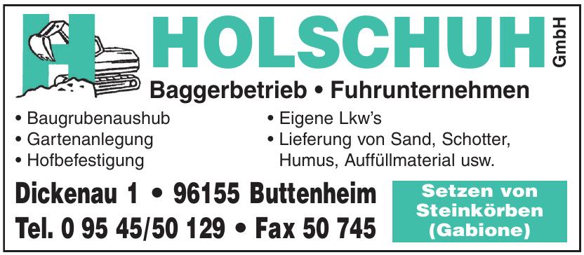 Holschuh GmbH