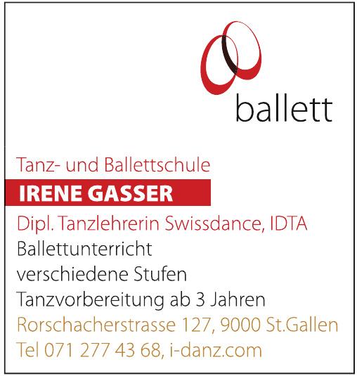 Tanz- und Ballettschule Irene Gasser
