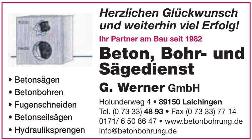G. Werner GmbH