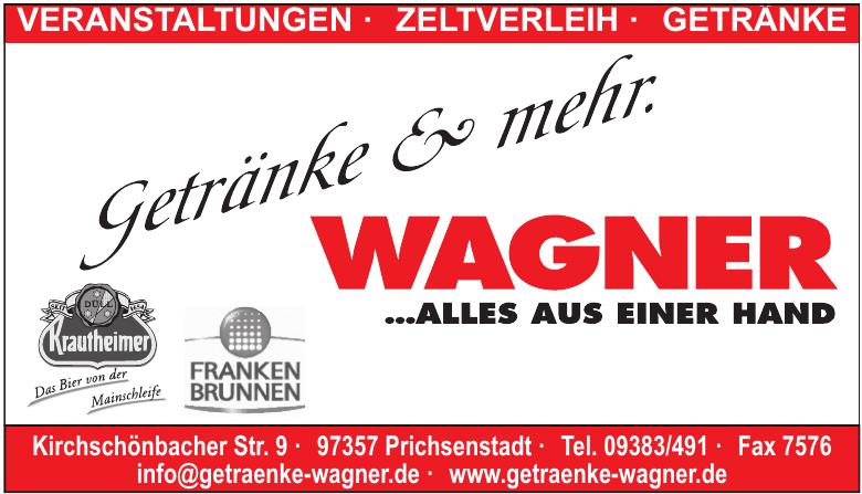 Getränke Wagner