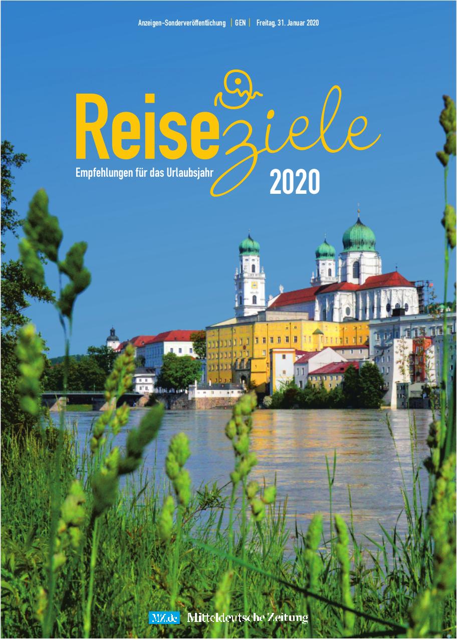Reiseziele 2020