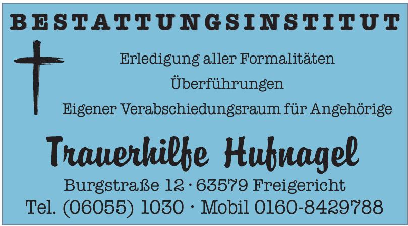 Bestattungsinstitut Trauerhilfe Hufnagel