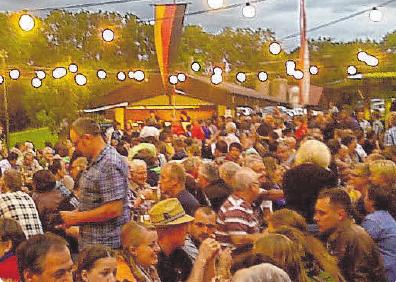 Stöcklefest in Ebersbach Image 1