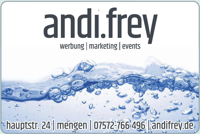 andi frey