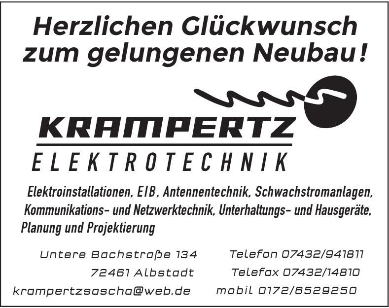 Krampertz Elektrotechnik