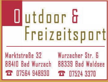 Outdoor & Freizeitsport