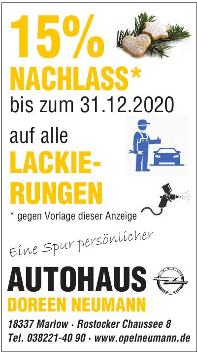 Autohaus Doreen Neumann