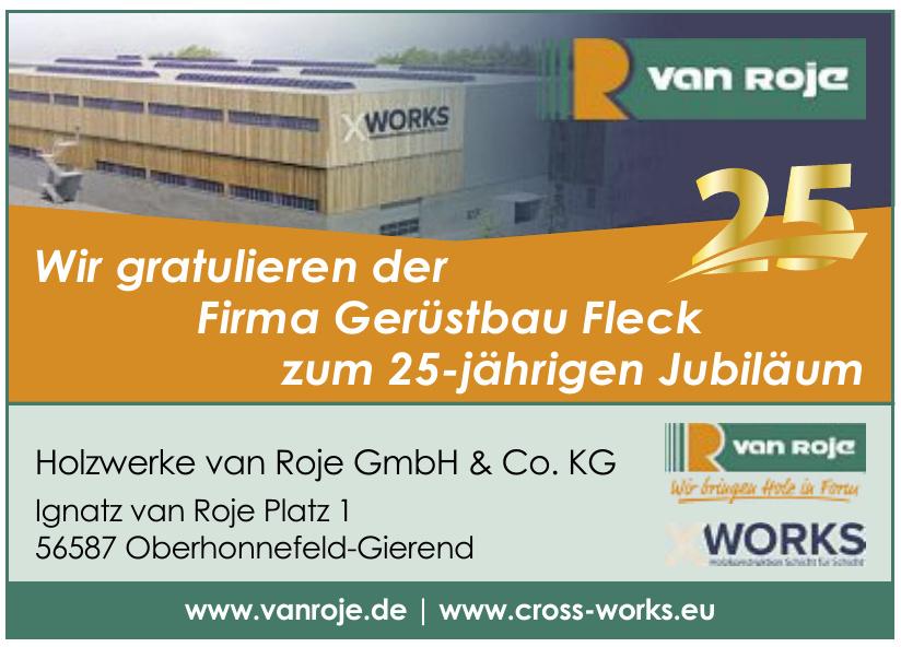 Holzwerke van Roje GmbH & Co. KG